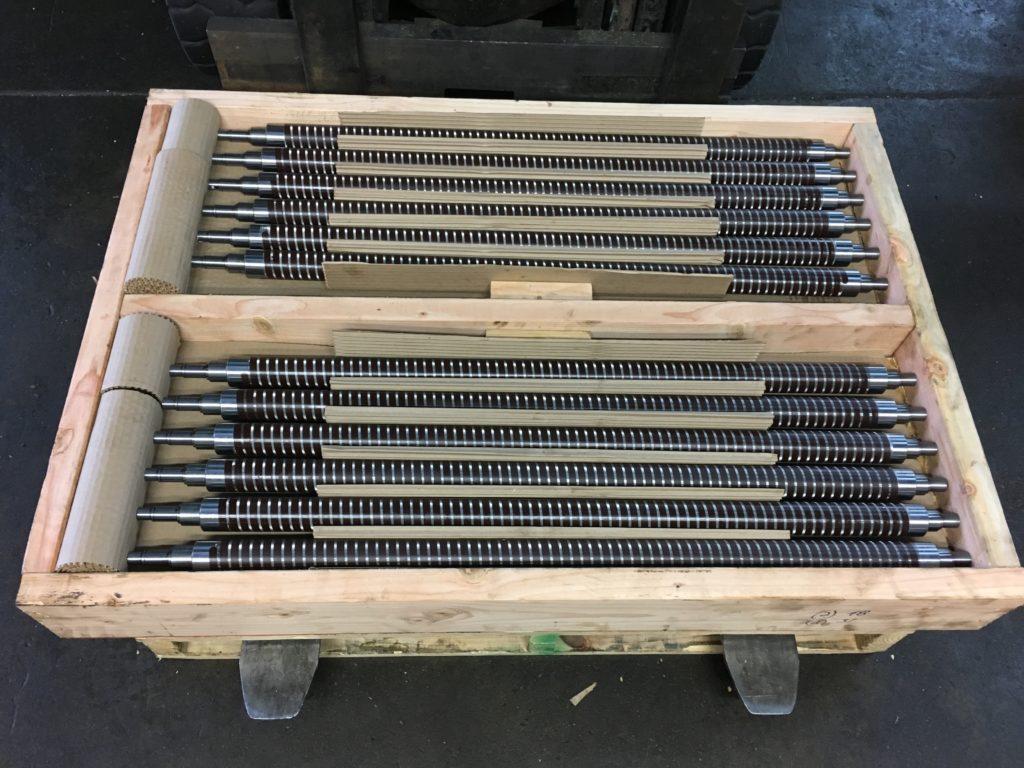 roller packaging